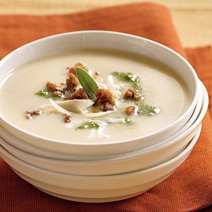 Tuscan-Style Potato Soup Recipe