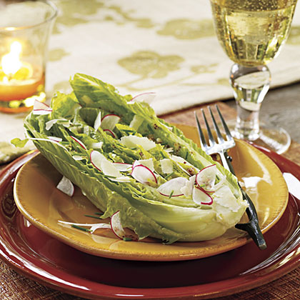Hearts of Romaine SaladRecipe