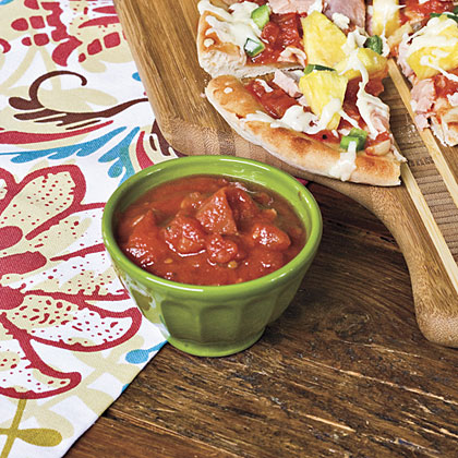 Basic Tomato Sauce Recipe