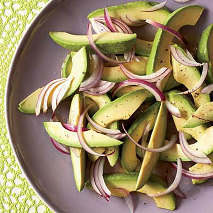 Avocado-and-Onion SaladRecipe