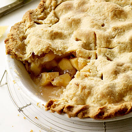 Double-Crust Apple Pie Recipe | MyRecipes