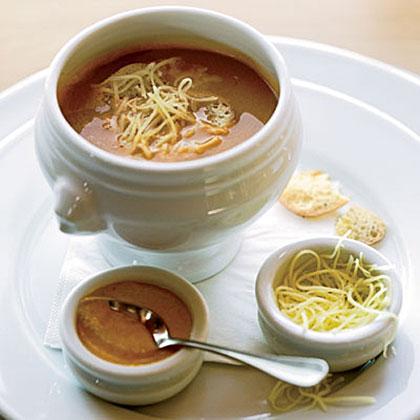 Provençal Fish Soup Recipe