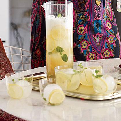 Ginger Shandies Recipe