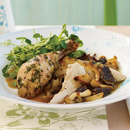 Simply Seasoned: Chicken with Herbs