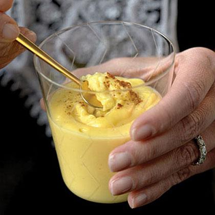 Natilla: Creamy Custard