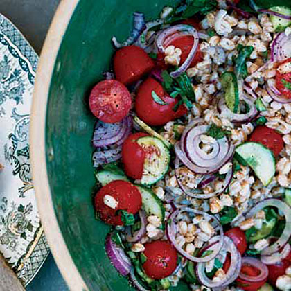 Summer Farro SaladRecipe