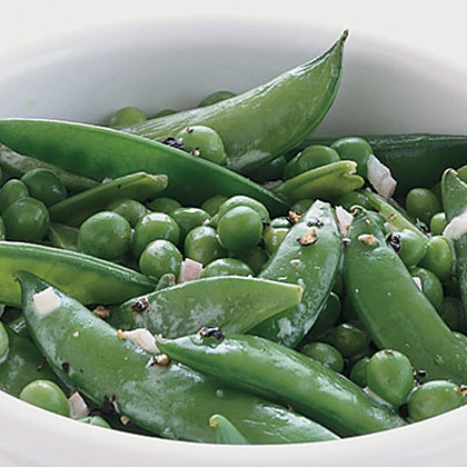 Three-Pea Salad Recipe