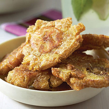 Tostones: Savory Plantains Recipe
