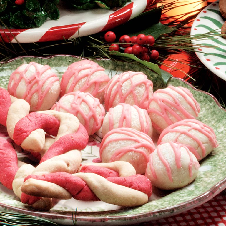 Cherry Bonbon CookiesRecipe