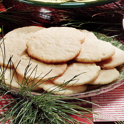 Grandma's Soft Sugar CookiesRecipe