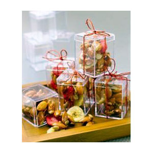 Almond Board Caramelized Ginger & Almond Snack Mix Recipes