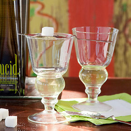 How to Make an Absinthe Cocktail