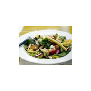 Almond Board Farmers Market Vegetable Salad Recipes Recipe