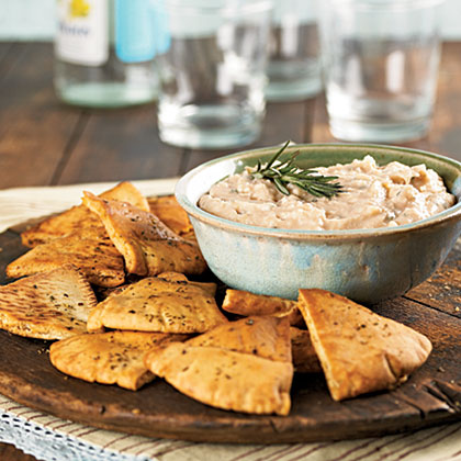 Rosemary-Garlic White Bean Spread Recipe