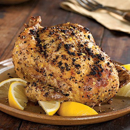 Fresh Lemon-Pepper ChickenRecipe