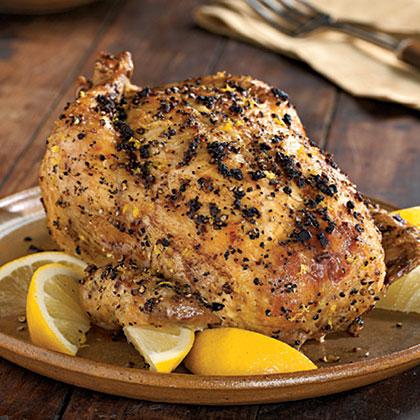 Fresh Lemon-Pepper Chicken