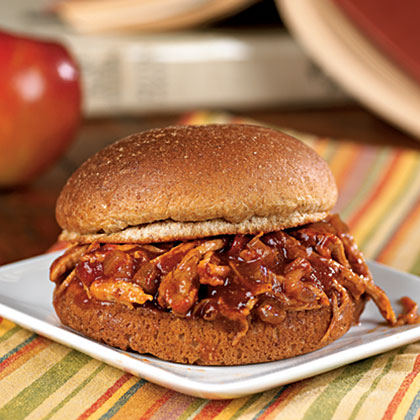 Easy Pulled Pork Sandwiches Recipe