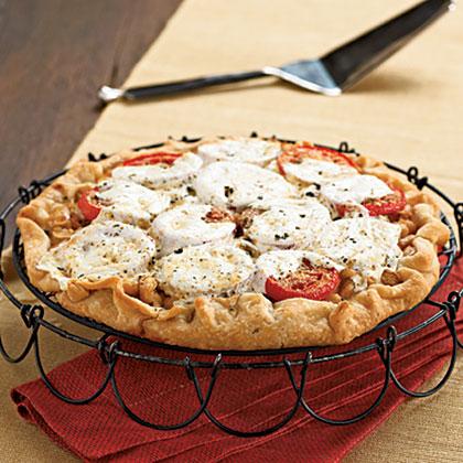Hearty Tomato Pie Recipe
