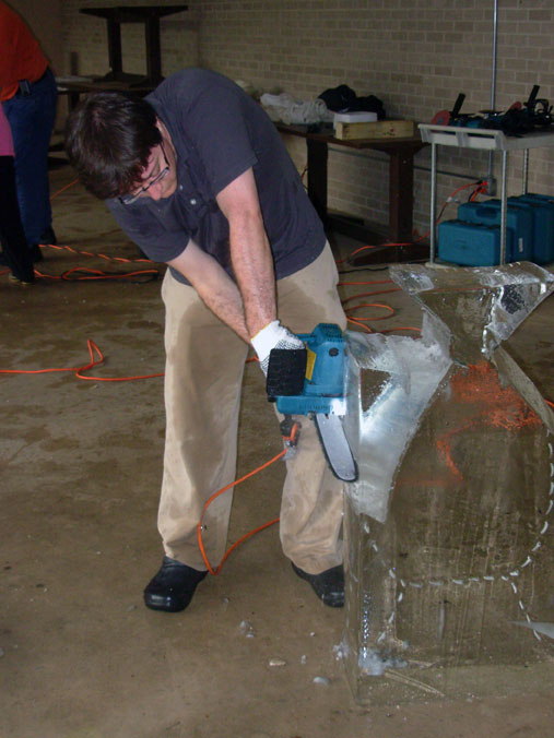 Ice Carving 101