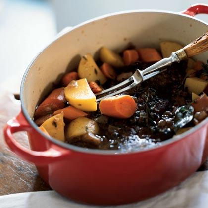 Classic Beef Pot Roast Recipe | MyRecipes.com