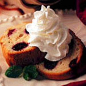 Reddi-wip Cherry-Almond Brunch Cake Recipes