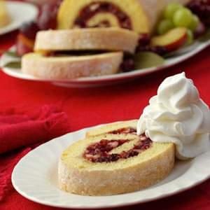 Reddi-wip Cranberry Cake Rolls Recipes