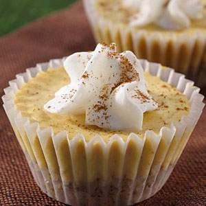 Reddi-wip Mini Pumpkin Cheesecake Recipes