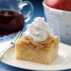 Reddi-wip Maple-Apple Upside Down Cake Recipes