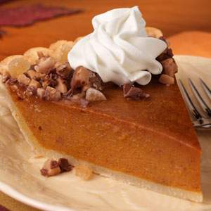 Reddi-wip Toffee-Ginger Pumpkin Pie Recipes