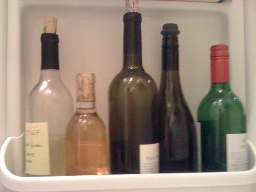 Leftover Wine: Don't Toss that Open Bottle