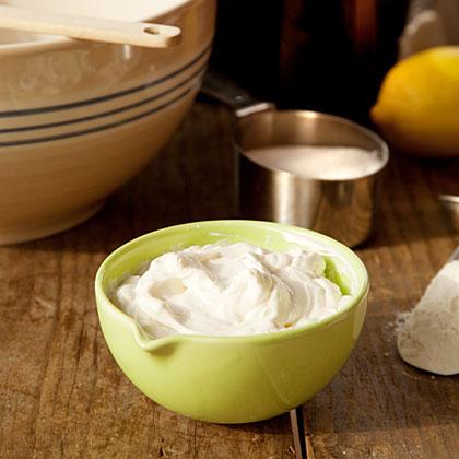 7 Ways with Sour Cream