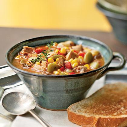 Brunswick Stew Recipe