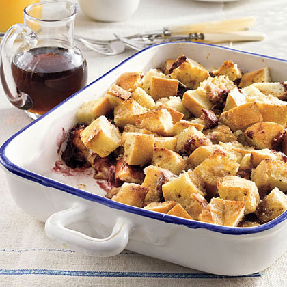 <p>One-Dish Blackberry French Toast</p>