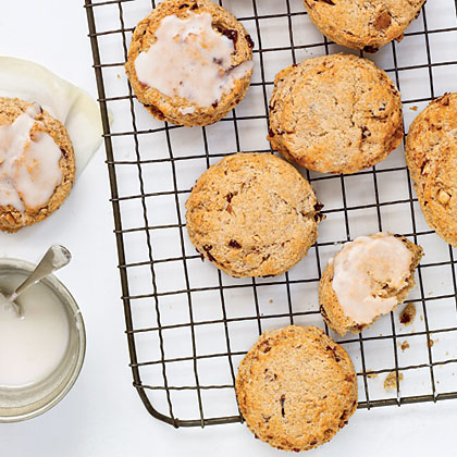 Lavender And Toasted Walnut Scones Recipes — Dishmaps