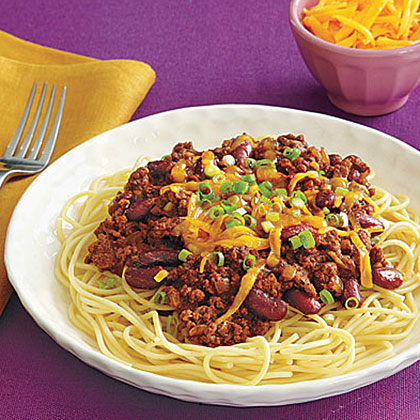 Cincinnati Chili Recipe - 0 | MyRecipes.com