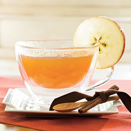 Warm Citrus Cider Recipe