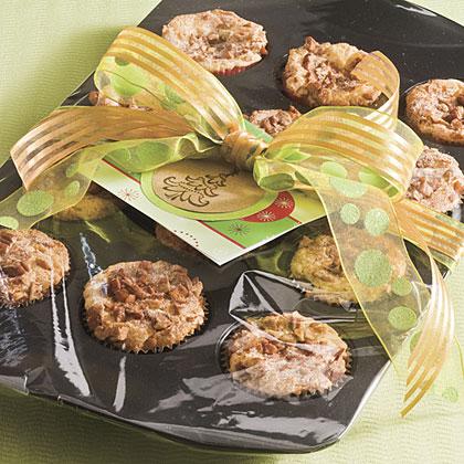 Sour Cream Coffee Cake MuffinsRecipe