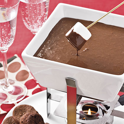 Mississippi Mud Fondue Recipe