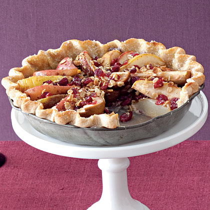 pear-cranberry-pie Recipe