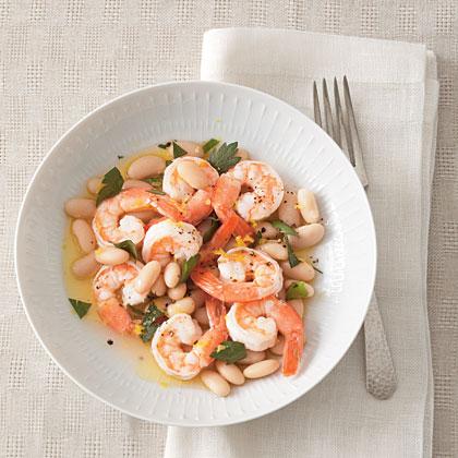shrimp-bean-stew
