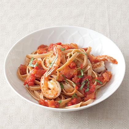 tomato-shrimp-pastaRecipe