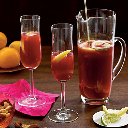 Winter SangriaRecipe