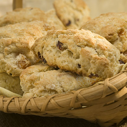 Alyce Ann's Scones Recipes