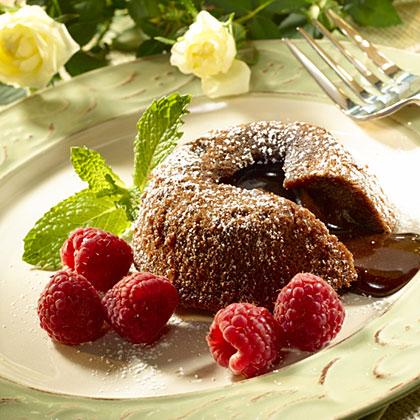 Chocolate Lava Cake Recipes