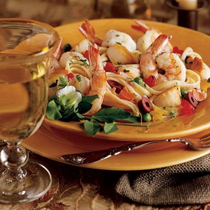 Seafood Linguine Recipes