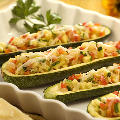 Stuffed Zucchini Recipes Recipe