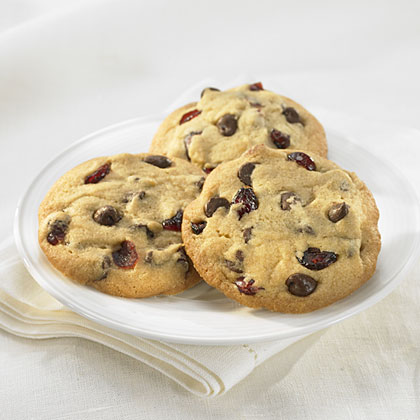 Cranberry Chocolate Chip Cookie Recipes