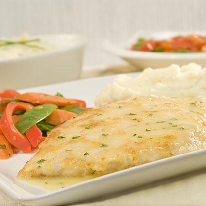 Easy Chicken Francese RecipesRecipe