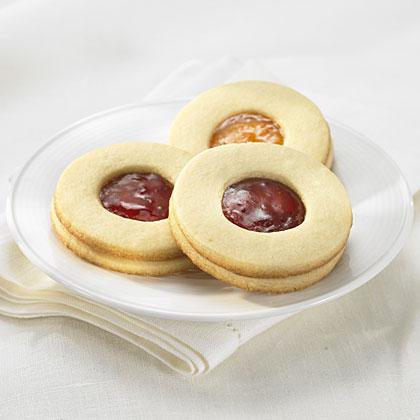 Sugar Cookie Jamwiche Recipes