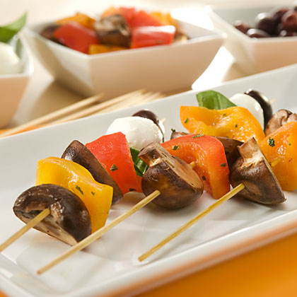 Antipasto Kabob Recipes